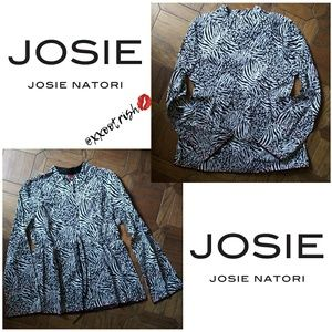{Josie Natori} Pajama Set in Comfy 100% cotton